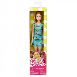 Mattel Barbie Modern Dresses-Blue Dress, Assortment - Random Selection - 1 Pack