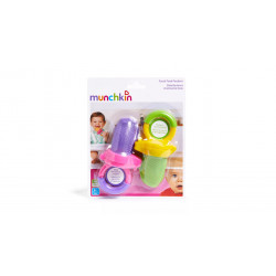 Munchkin Fresh Food Feeder - 2 pack, Purple&Green