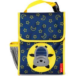 حقيبة الغذاء للاطفال متعددة الالوان من سكيب هوب , الخفاش