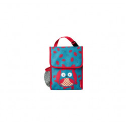 Skip Hop Owl Insulated Lunch Bag