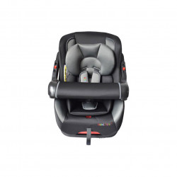 Home Toy's Baby Car seat with Adjustable Armrest, Grey