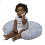 Chicco - Boppy Breast Feeding Pillow Baby Sheep