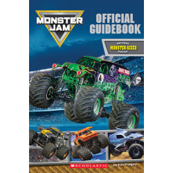 Monster Jam Official Guidebook, 128 Pages