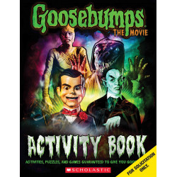 Goosebumps The Movie: Activity Book, 96 Pages