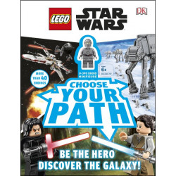 LEGO Star Wars Choose Your Path, 128 pages