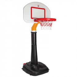 Pilsan Height Adjustable Professional Basketball Set
