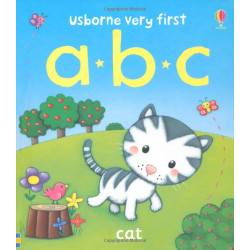 Babies Very First ABC Board Book