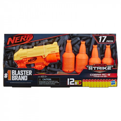Nerf Alpha Strike Cobra RC-6 - Target Shooting Set