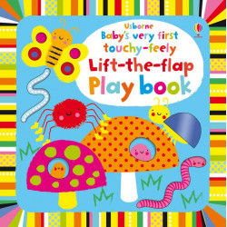 Baby's Very First Touchy-Feely Lift the Flap Playbook, 10 pages