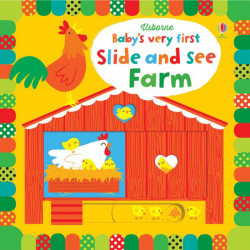 Baby's Very First Slide and See Farm, 10 pages