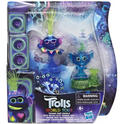 Trolls Dreamworks World Tour Techno Reef Bobble