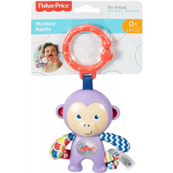 Fisher-Price Monkey Rattle