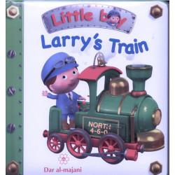 Dar Al-Majani Little Boy : Larry's Train