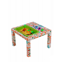 Doola's table, Mini Sensory Table for Your Adventurous Child