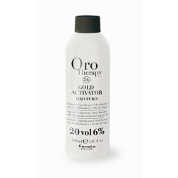 Fanola Oro Therapy Hair Dye Activator 20 Vol 6%, 150 ml