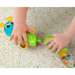 Fisher-Price Brilliant Basics Snap-Lock Caterpillar