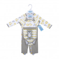 5 Piece Buddy Sleeper Layette Set