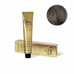 Fanola Oro Therapy Ammonia-free Hair Dye, 7.1 Blonde Ash