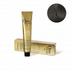 Fanola Oro Therapy Ammonia-free Hair Dye, 3.0 Dark Chestnut