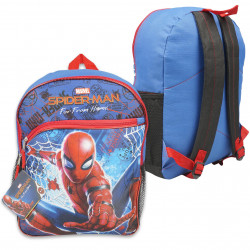 """Spiderman Far From Home Backpack, 16"""""""