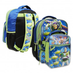 Toy Story 4 Backpack with Lunch Bag, 41 cm