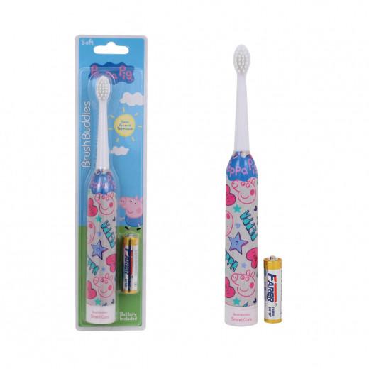 Brush Buddies Peppa Pig Kids' Electric Toothbrush