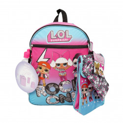 5 Piece LOL Surprise! Backpack Set, 41 cm