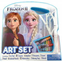 Bendon Activity Set, Frozen - Art activity game for 2 characters