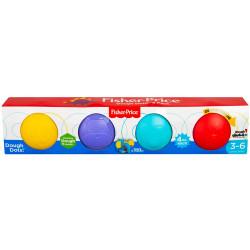 Fisher Price Dough Dots 4oz Horizontal Tower Box Set