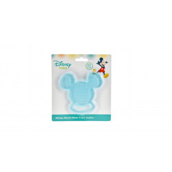 Disney Mickey Mouse Water Filled Icon Teether