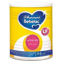 Bebelac Lactose Free Milk, 400g
