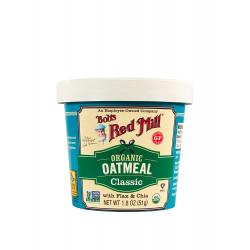 Bob's Red Mill Organic Oatmeal Cup, 51 g