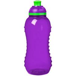 Sistema Twist 'n' Sip Bottle, 330 ml, Purple