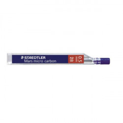 Staedtler Micro Mars Carbon Mechanical Pencil Lines 0.5 mm, 2B