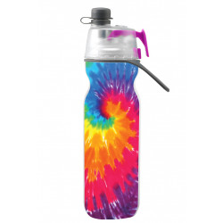 O2COOl Elite Mist 'N Sip® – Tie Dye Purple, 590 ml
