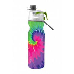 O2COOl Elite Mist 'N Sip® – Tie Dye Green, 590 ml