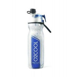 O2COOl Mist N Sip Artic Squeeze Bottle 590 ml, Blue