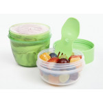 Sistema Snack Capsule to go, 515 ml, Green