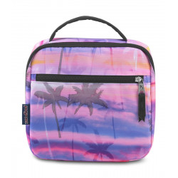 JanSport Lunch Break Lunch Box, Palm Paradise