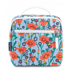 JanSport Lunch Break Lunch Box, Poppy Garden