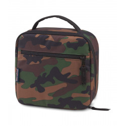 JanSport Lunch Break Lunch Box, Surplus Camo