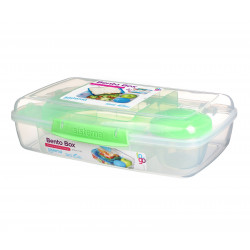 Sistema Bento Lunch TO GO 1.76L, Green