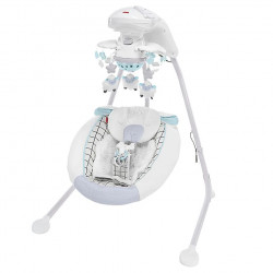 Fisher-Price® Sweet Little Lamb Cradle 'n Swing
