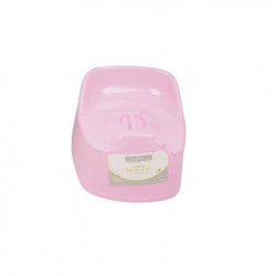 Plastic Potty Chair, Pink