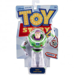 Disney Pixar Toy Story 4, Buzz Lightyear, 9.0 in