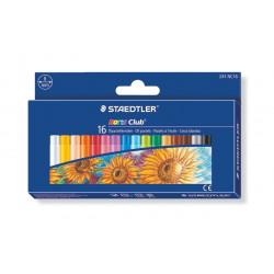 Staedtlers Noris Oil Pastel Crayon, Pack of 16