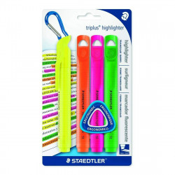 Staedtler 4 Triplus Highlighter 3654-S BK4