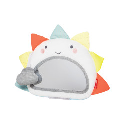 Skip Hop Silver Lining Cloud Baby Activity Mirror