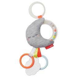 لعبة الخشخيشة على شكل قمر بلاينينينغ كلاود من سكيب هوب، متعددة الألوان