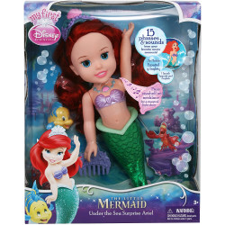 My First Disney Princess Under The Sea Ariel Surprise Doll